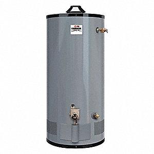 Rheem Ruud Gas Water Heater 75 Gal 75 100 Btuh 38up25
