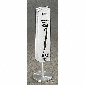 Wet Umbrella Bag Holder,Aluminum