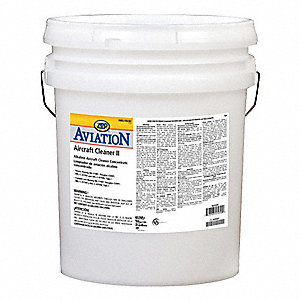 Unscented Heavy Duty Aircraft Cleaner, 5 gal. Pail