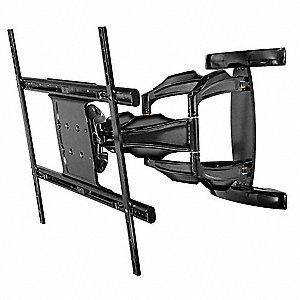 "Antimicrobial Articulating TV Arm For Use With 50 to 80"" Flat Panel Screens"