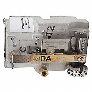 Pneumatic Thermostat,DA,55 to 85F
