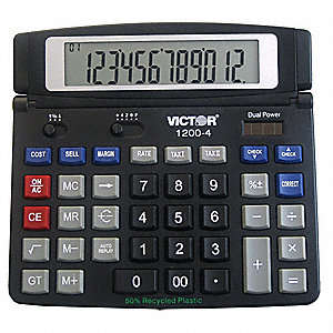 Calculator,Desktop,12 Digits