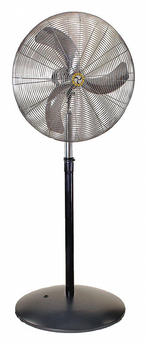 Airmaster Fan Catalog : Airmaster fan air circulator in blade unassembled