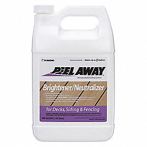 Peel Away Deck Brightener & Neutralizer