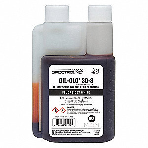 Dye,Oil,White,8oz.
