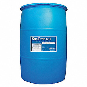 55 gal. Disinfectant/Sanitizer, 1 EA