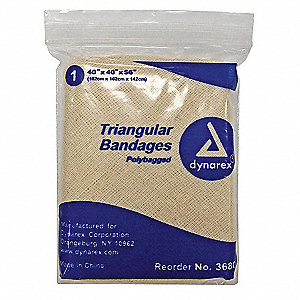 Triangular Bandage,Cotton Muslin Gauze