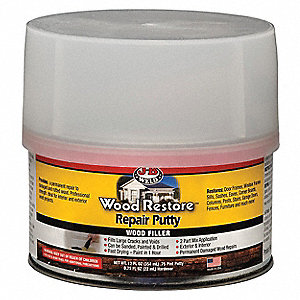 Repair Putty,12 oz.,Taupe,Can
