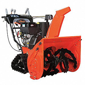 "Snow Blower, Clearing Path:  28"", Fuel Type: Gas, 16"" Auger Diameter"