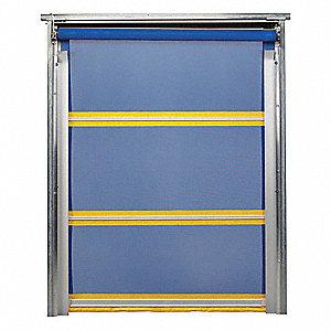 Tmi roll up door motorized 12 ft h x 10 ft w 39j492 999 for 12 foot roll up door