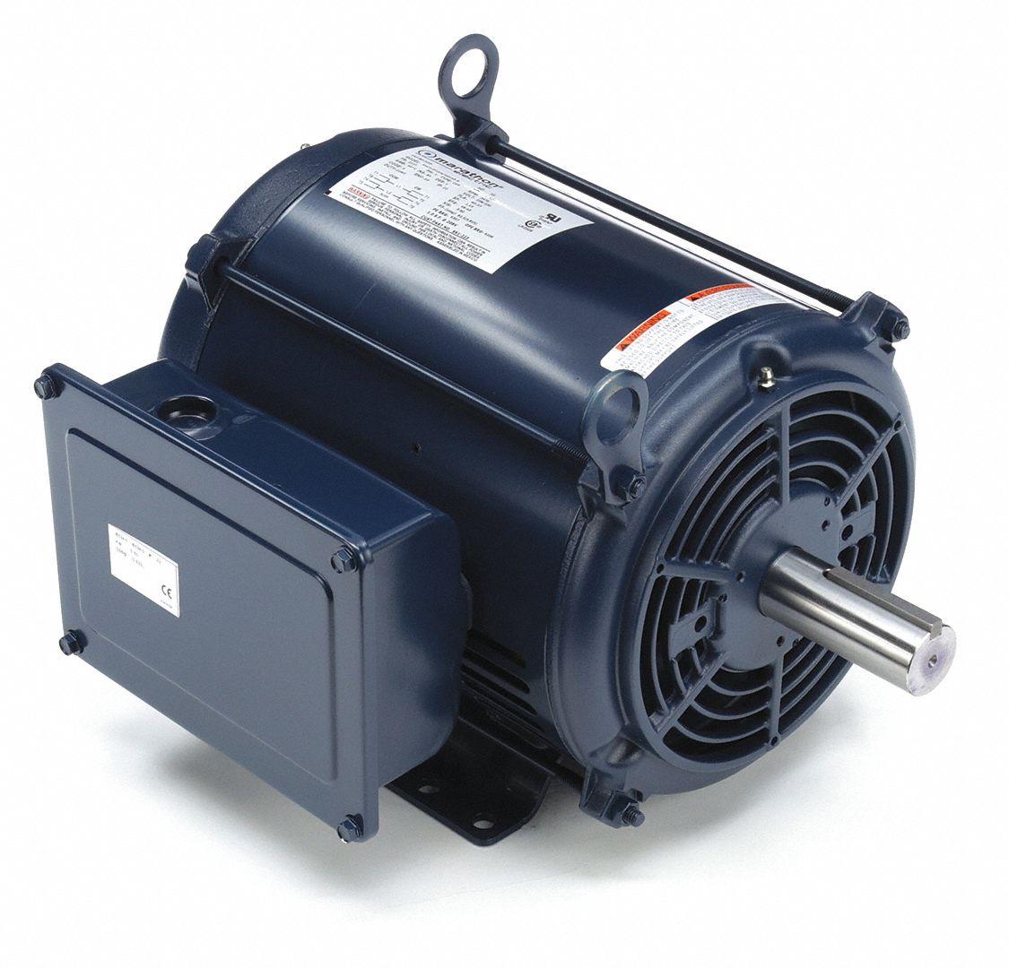 Marathon Motors Air Compressor Motor 7 1 2 Hp 40 0 37 0