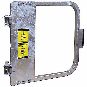 Safety Gate,28-3/4 to 32-1/2 In,Steel