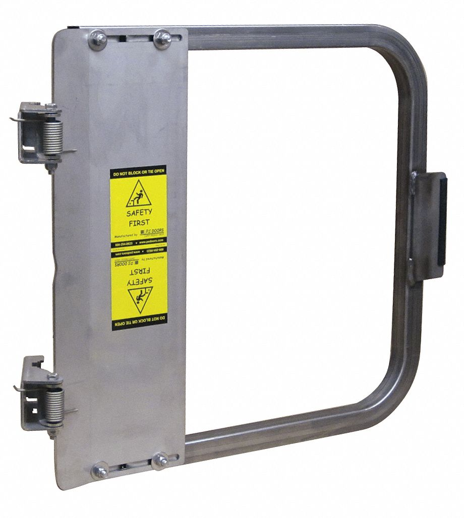 Ps Doors Safety Gates : Ps doors safety gate to in ss l lsg