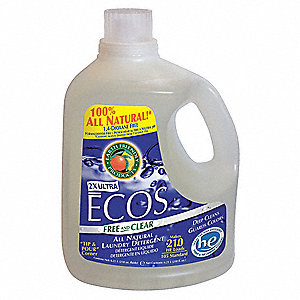 210 oz. High Efficiency Laundry Detergent, 1 EA