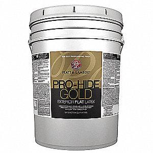 Ext Paint Pro Hide Gold Base Flat 5 Gal