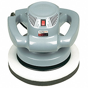 Orbital Polisher,120V,10 In.