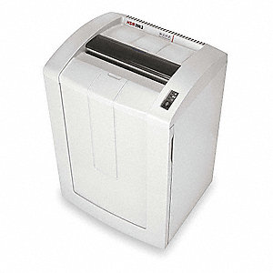 Large Office Paper Shredder, Cross-Cut Cut Style, Security Level 3
