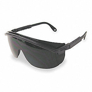 Safety Glasses,Shade 5.0 Lens