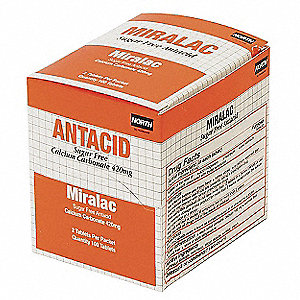 Antacid,Chewable Tablet,420mg,PK250