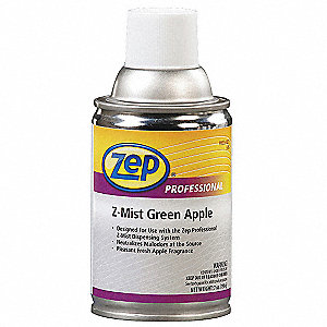 Canister Spray Refill,Green Apple