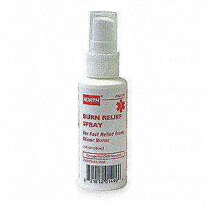 Anesthetic Burn Spray, Application: Burn Relief, Size: 2 oz., Spray Bottle Package Type