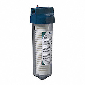 Water Filter System,3/4 In NPT,8 gpm