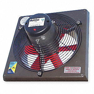 Fan,Exhaust,16 In