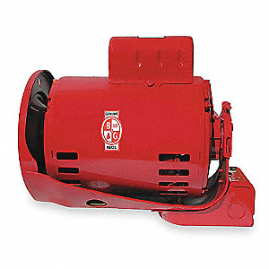 3/4 HP Water Circulator Motor, Split-Phase, 1725 Nameplate RPM, 115/230 Voltage