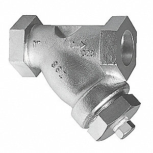 Y Strainer,High Pressure,1 in. FNPT