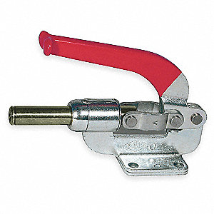 Toggle Clamp,Flanged Base,800 Lbs,4.41