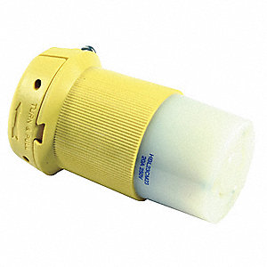 hubbell wiring device kellems midget locking connector. Black Bedroom Furniture Sets. Home Design Ideas