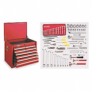 Metric Master Tool Set, Number of Pieces: 99, Primary Application: General Purpose
