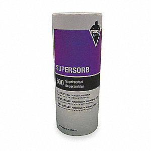 Contains a Quat and a Microbiocide to Eliminate Odors Universal Absorbent, Container Size: 12 oz., F