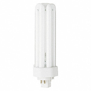 Plug-In CFL,Non-Dimmable,4100K,42W