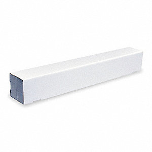 Mailing Tube,Sq,5 In. W,37 In. L,PK25