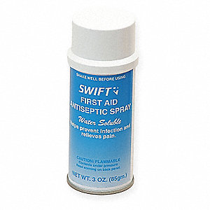 First Aid Spray, 3 oz. Can