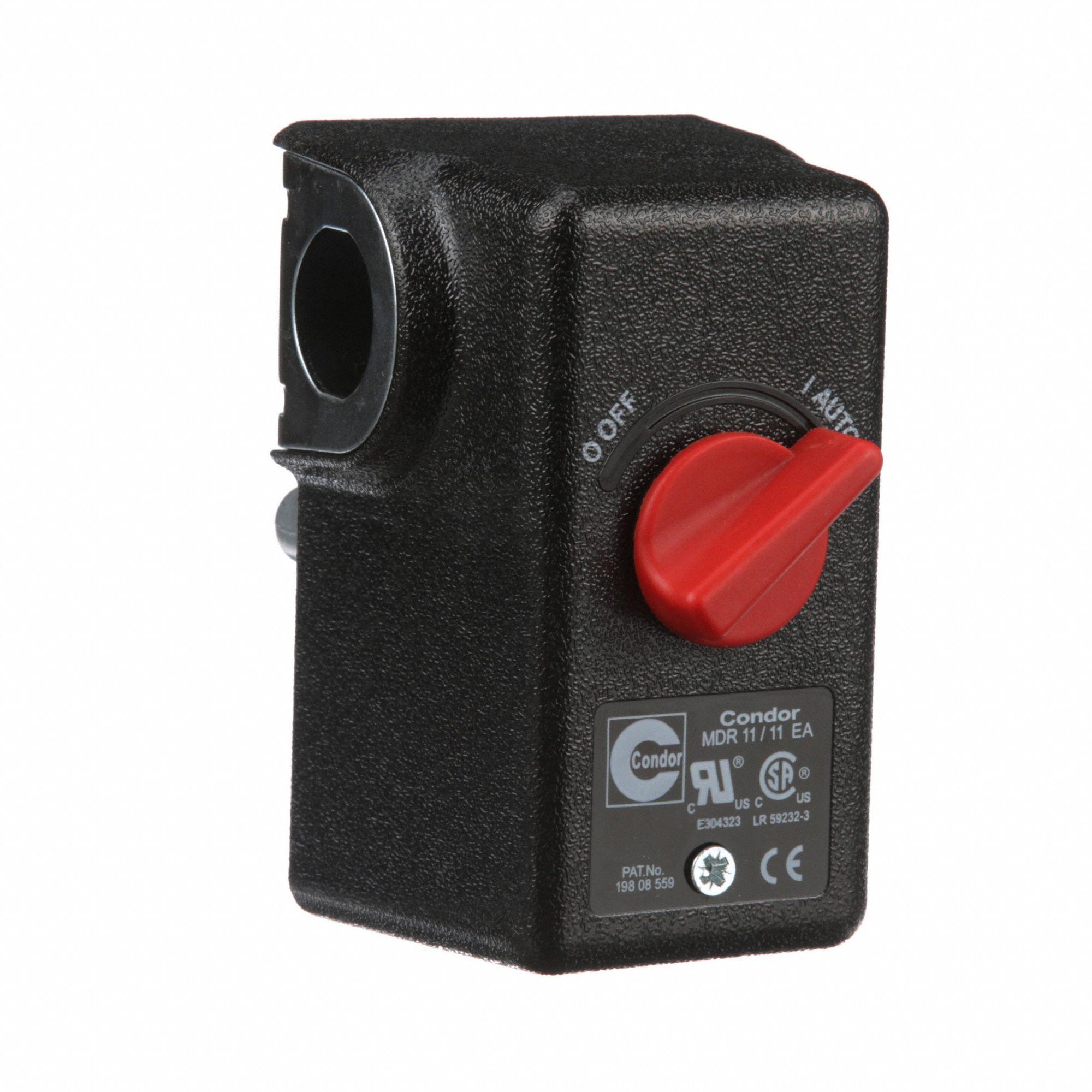 Condor usa inc pressure switch dpst psi diaphrgm