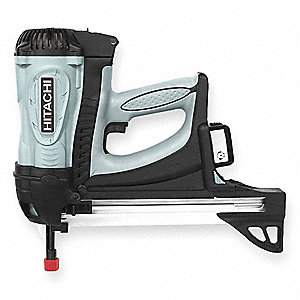 "Cordless Concrete Nailer Kit, Voltage 7.2 NiCd, Battery Included, Fastener Range 19/32"" - 1-9/16"""