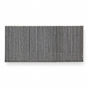Steel Collated Finish Nail, Galvanized Finish