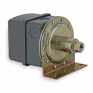 Square D Standard Dpst Vacuum Switch Differential 5 To