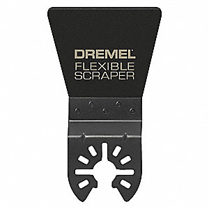 Flexible Scraper Blade,1-1/16 In. W