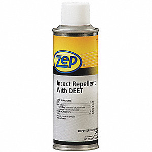 Insect Repellent,Aerosol,7 oz. Weight