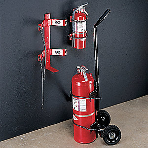 Fire Extinguisher Bracket,13 lb.