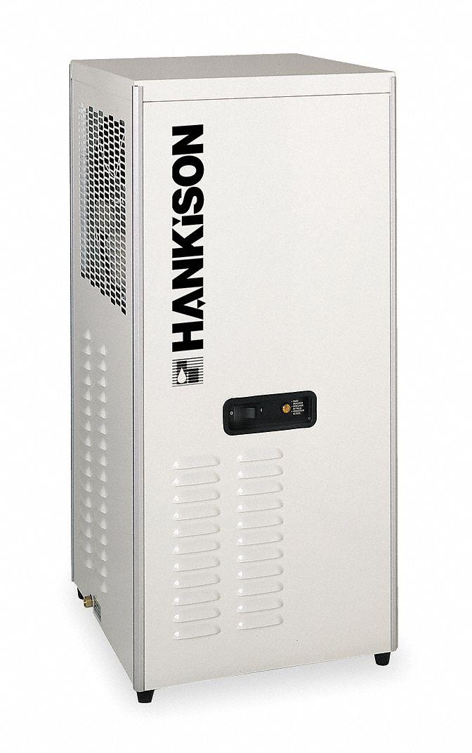 Hankison 20 Cfm Compressed Air Dryer For 5hp Maximum Air