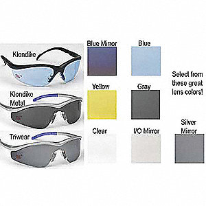 Safety Glasses,I/O,Scratch-Resistant