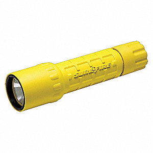 Inspection Flashight,Xenon,Yellow,65 lm
