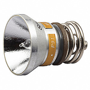 Replacement Lamp,200 Lum, For 3KFR9