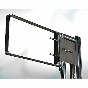 Safety Gate,A,22 to 24-1/2 In,SS