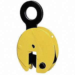 Plate Clamp,1100 lb,Vertical,0 to 5/8 In