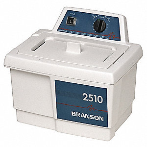 Ultrasonic Cleaner,MTH,3/4 gal.,60 min